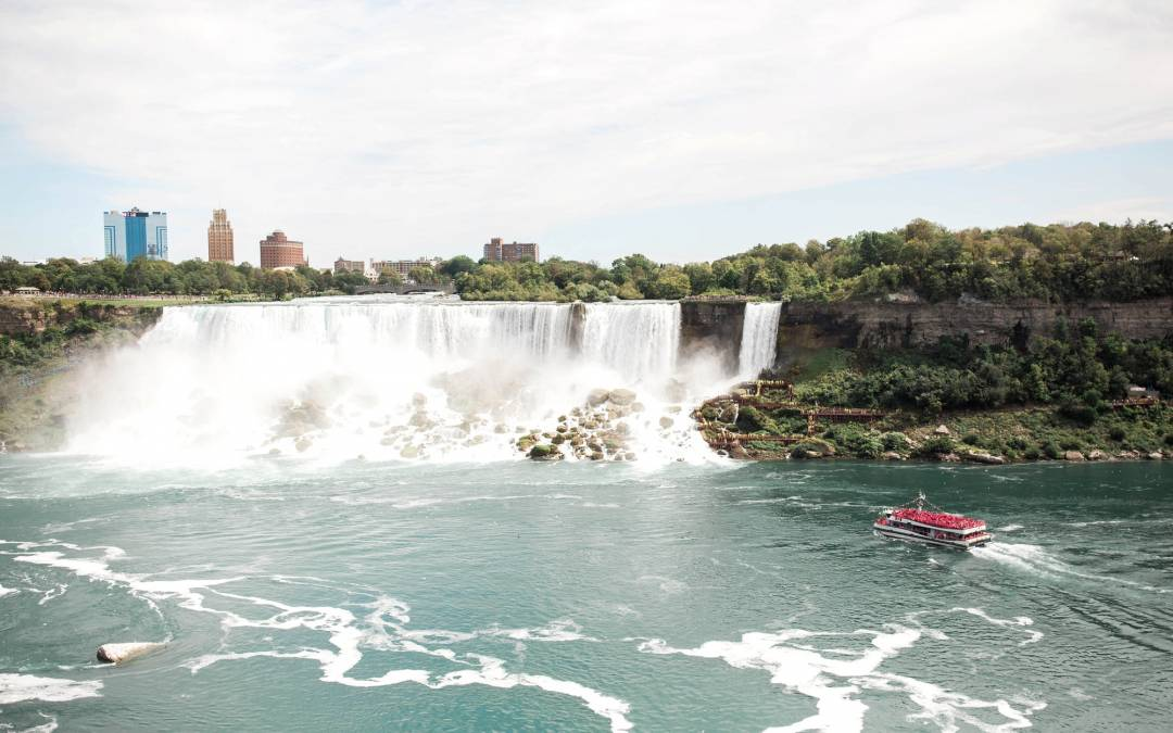 Visiting Niagara Falls and Toronto