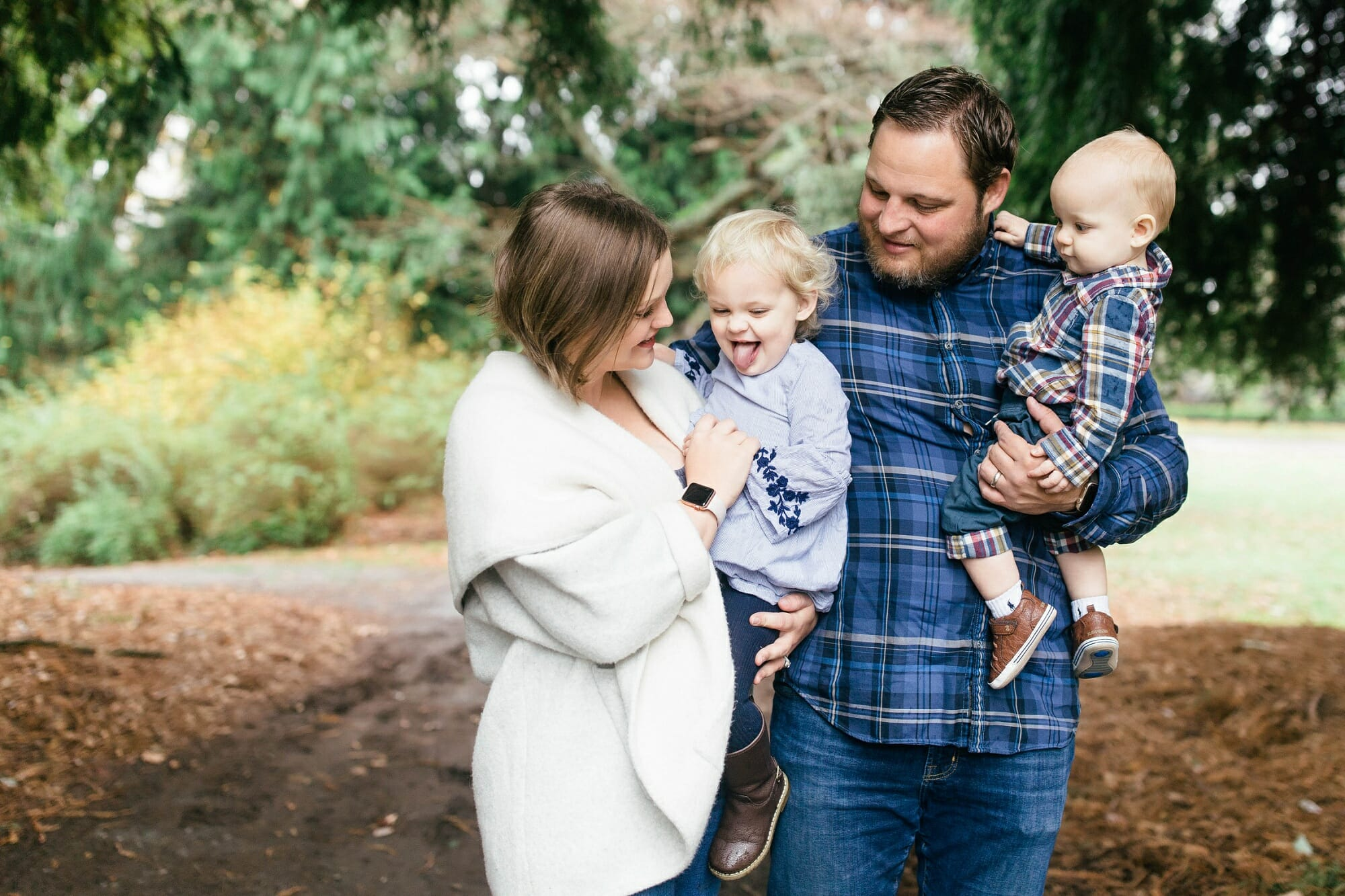 Seattle Lifestyle Family Photographer