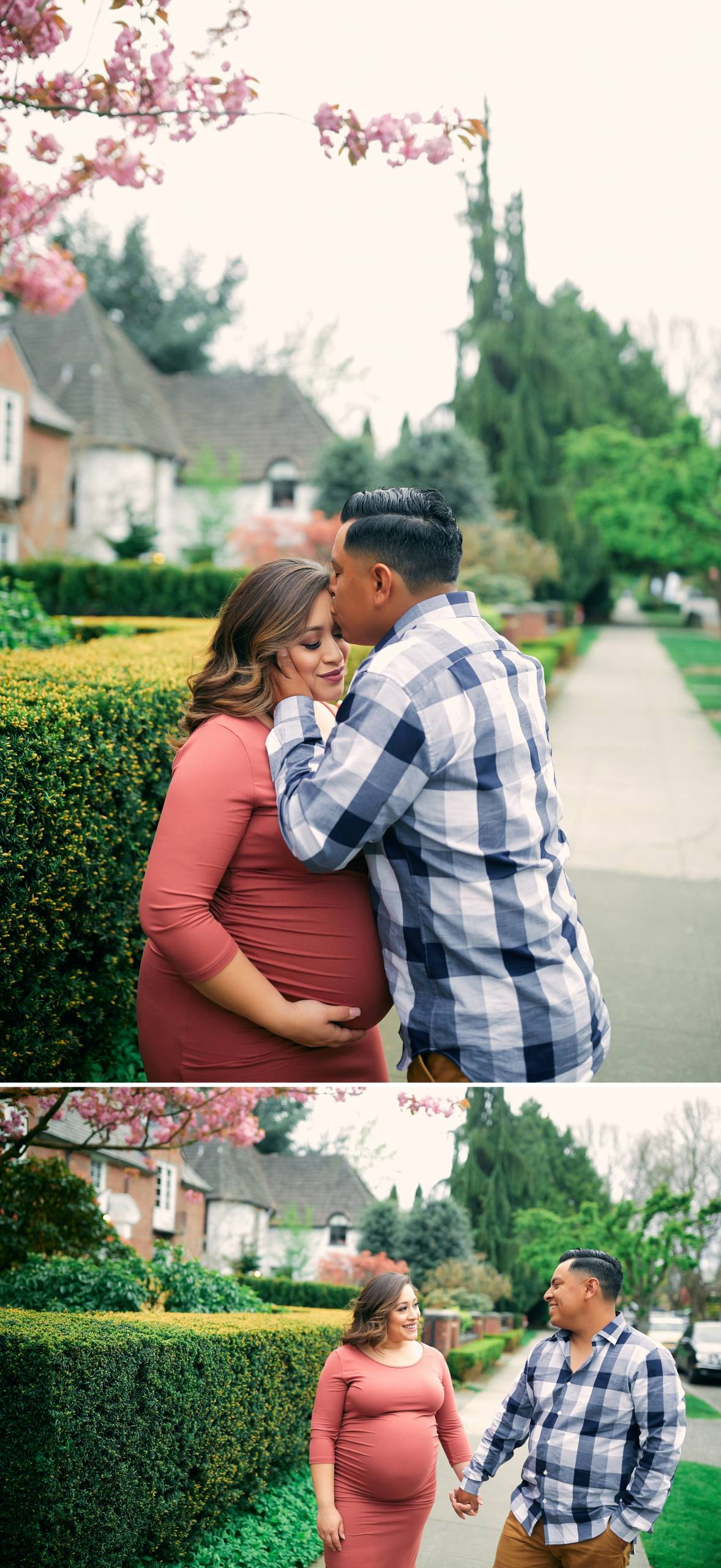Kerry Park Seattle Maternity Session