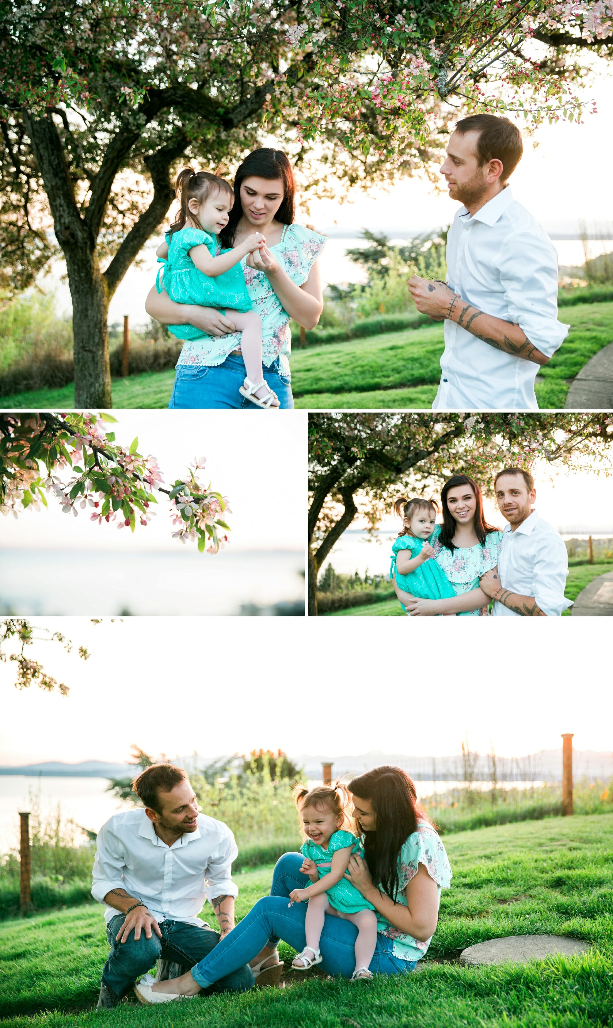 Seattle Lifestyle Family Photography