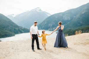 Seattle Adventure Family Photography