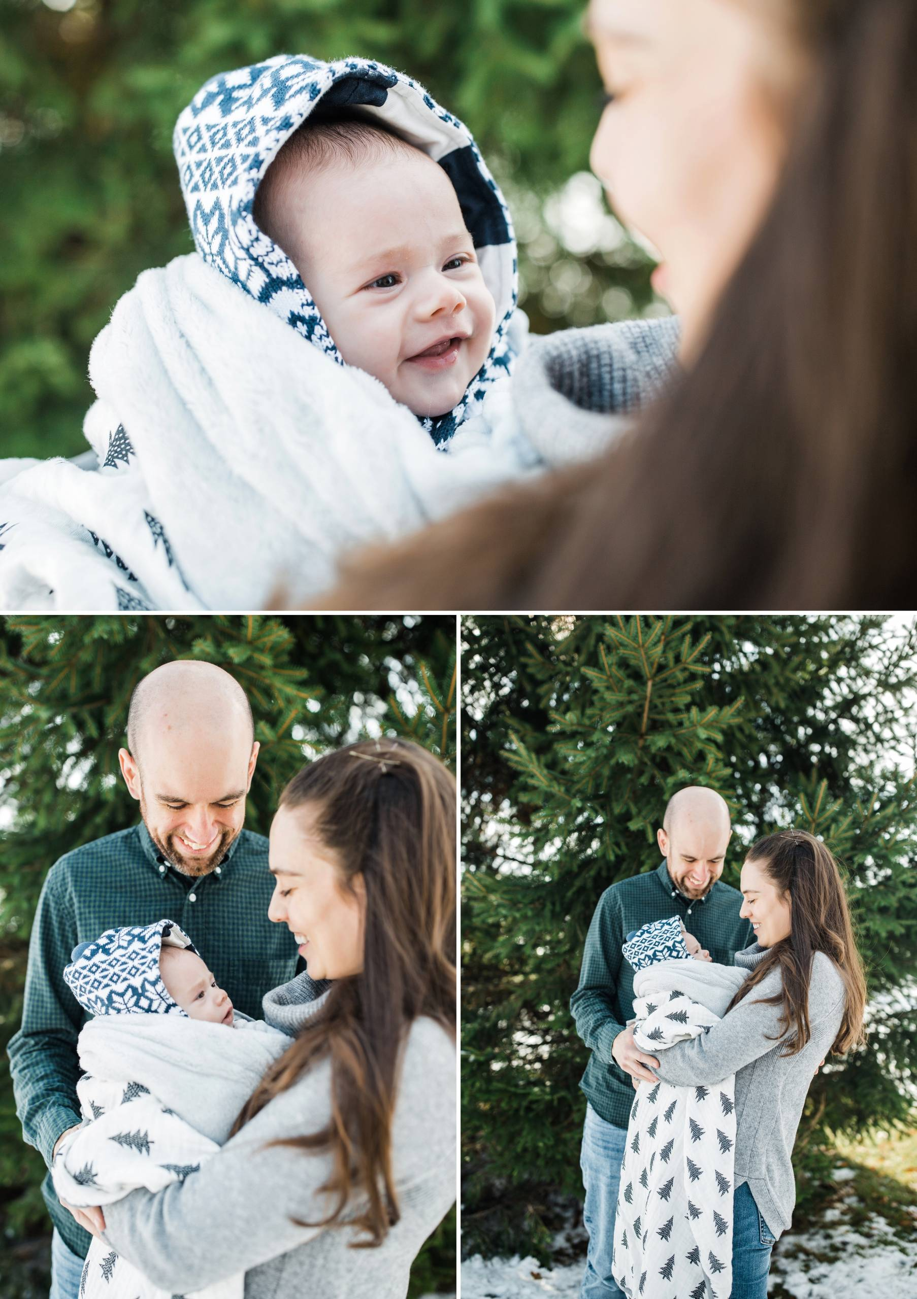 Northbrook Illinois Baby Photographer